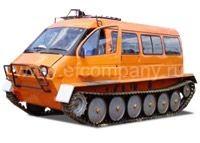 Вездеход ГАЗ 34039 Ирбис
