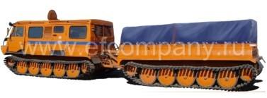 Болотоход ТТМ-4901ГР