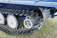 Гусеница РМШ и каток опорный ТМ-130