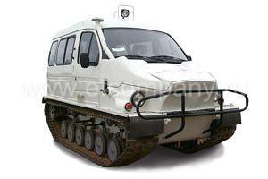 Вездеход ГАЗ 3409 Бобр
