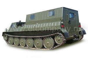 Вездеход ГАЗ 34039-32