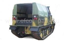 Вездеход Бобр ГАЗ-34091