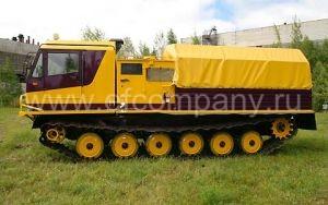 ТМ-130 гусеничный вездеход (CHETRA V30)