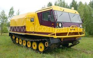 Вездеход гусеничный ТМ-130